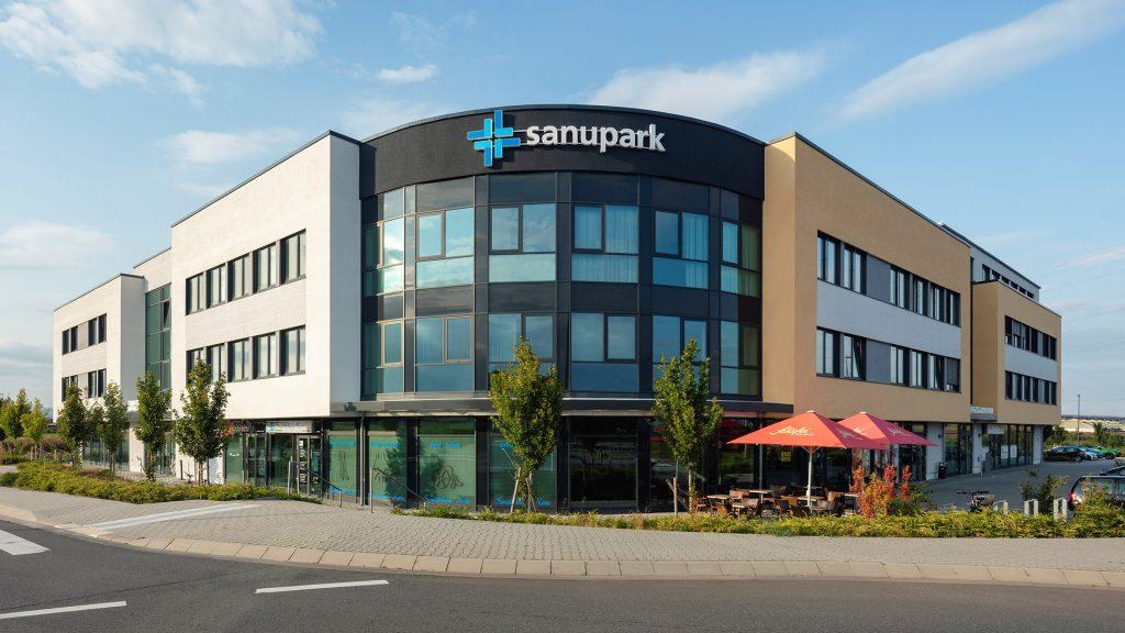 PROXIMUS INVEST sichert sich das Ärztehaus Sanupark in Hochheim für Gesundheitsimmobilienfonds